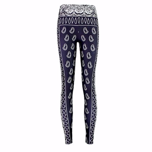 Drop shipping New fashion Hot Women Sexy Hot Retro 3D digital printing leggings New Leggings Sexy women's slim casual pants