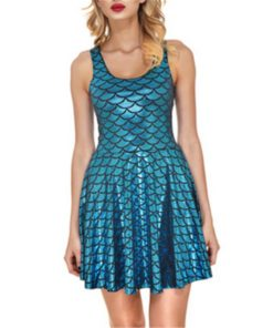 Mermaid Dress (8 Colors) 1